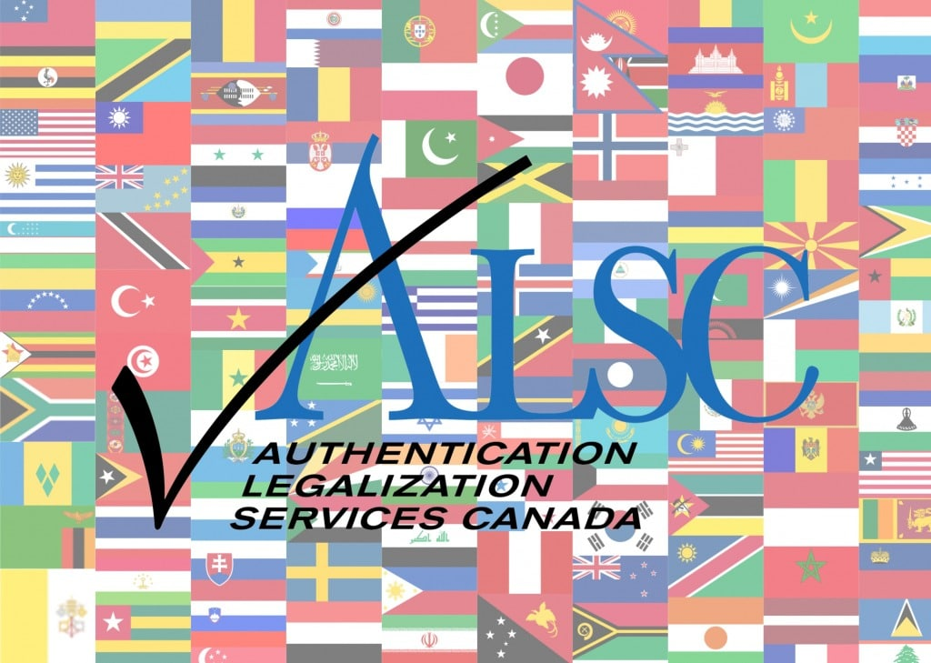 Canadian Notary Apostille Authentication Legalization