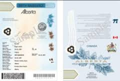 Alberta Birth Certificate Authentication