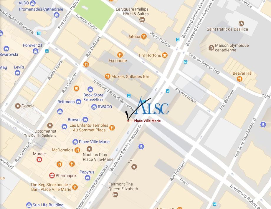 Centre de Service ALSC de Montreal