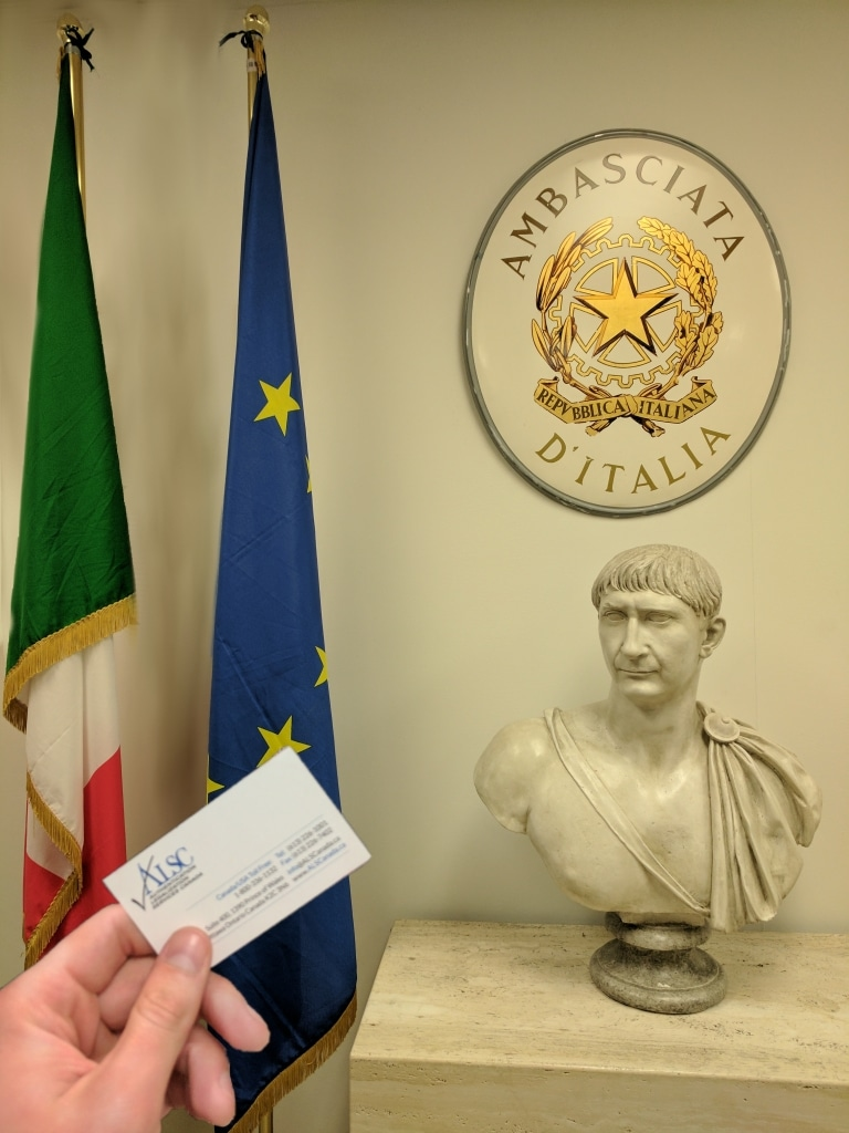 Italy Apostille Authentication Legalization for Italy