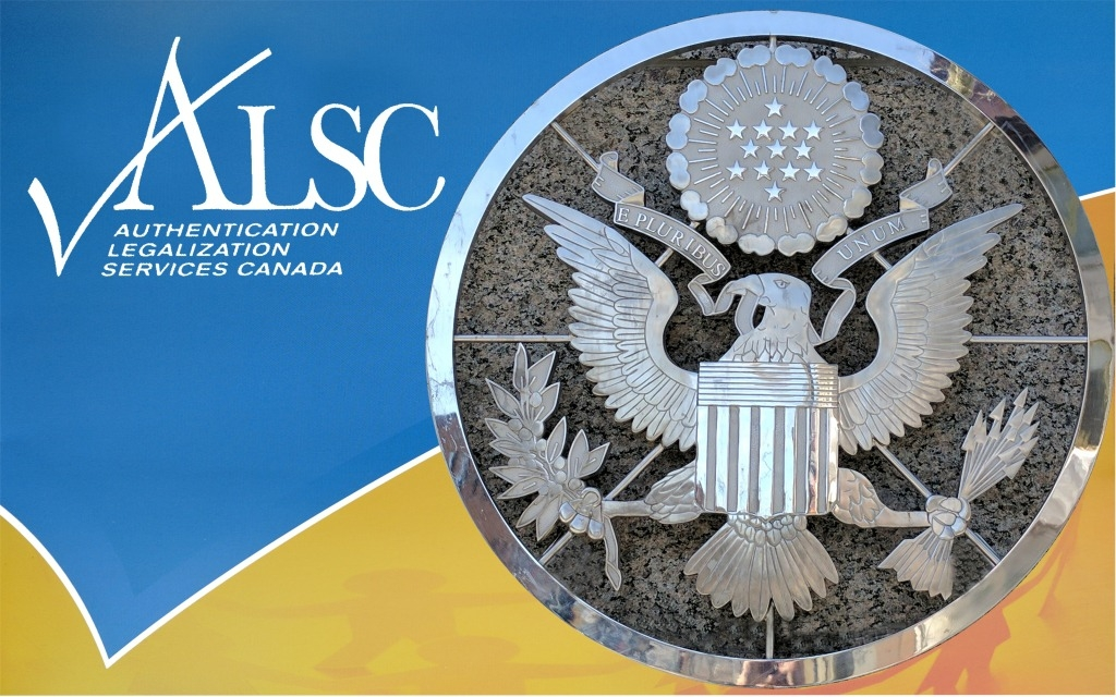 Canada U.S. Apostille or Authentication Legalization? How to from the experts at ALSC
